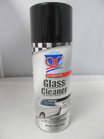 Auto Glass Cleaner Stash